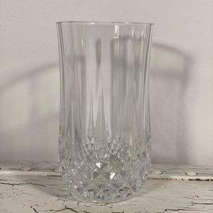 4 Longchamp by Cristal D'Arques Water Glasses